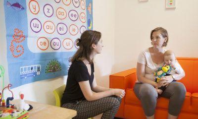 Academische Werkplaats SAMENen project Gezin aan Zet